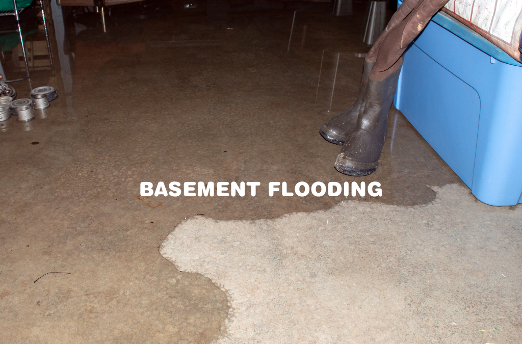 MAIN SEWER CLEANING – BASEMENT FLOODING